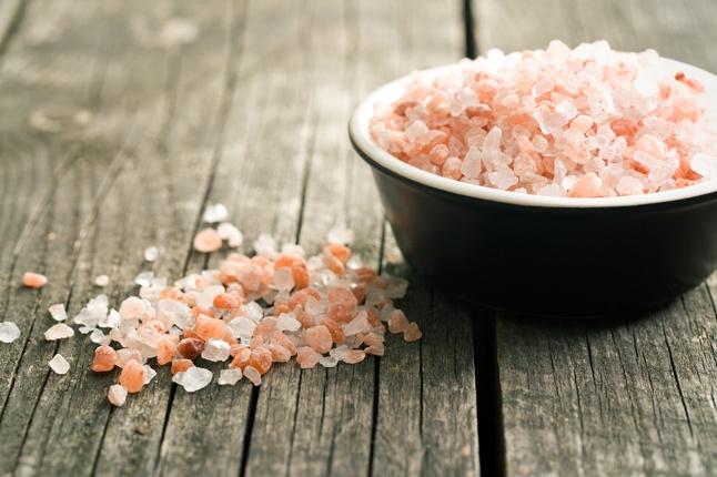 Terapeutyczna moc soli